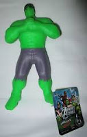 Tactile Toy Hulk
