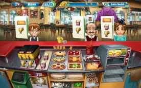 Game Masak Restoran Cooking Fever Apk