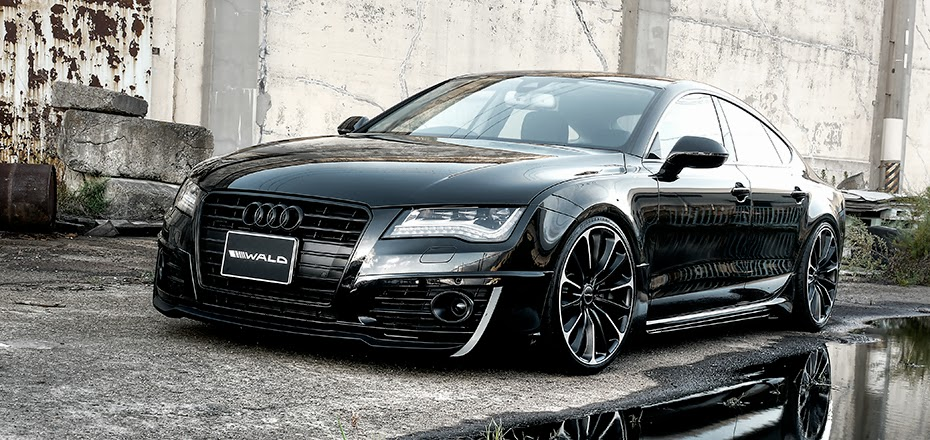 leopaul 39 s blog wald audi a7 sports line. Black Bedroom Furniture Sets. Home Design Ideas
