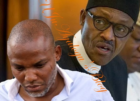 EXPOSED: The Southwest Governor Secretly Funding Nnamdi Kanu's IPOB Terrorist Group To destabilize Buhari's Govt. Named