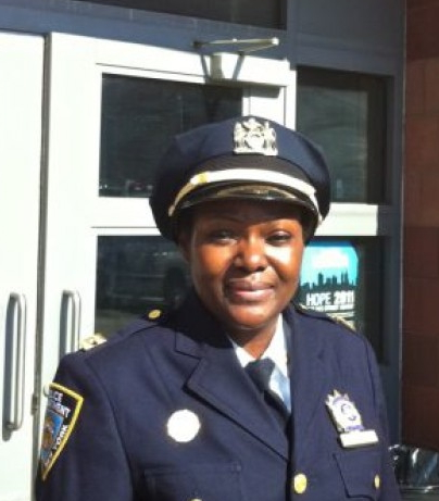 nigerian nypd police inspector