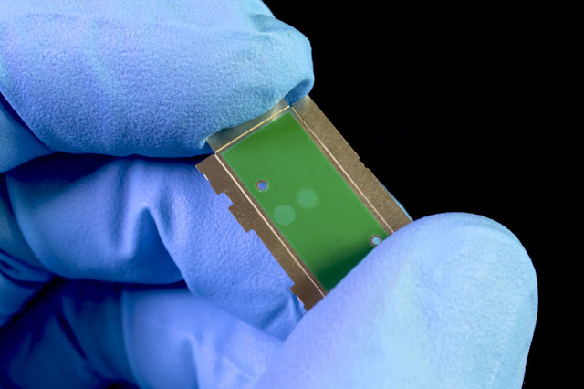 Etched titanium parts for medical applications