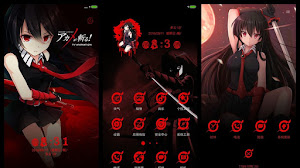 Akame ga Kill V.1 Xiaomi Theme