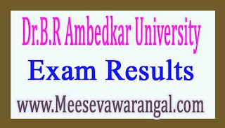 Dr.B.R Ambedkar University PG Diploma in Yoga Course 2nd Sem July 2016 Exam Results