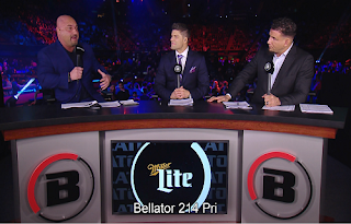 Bellator MMA Biss Key Eutelsat 10A 27 January 2019