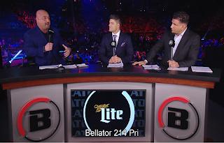 Bellator MMA Biss Key Eutelsat 10A 27 January 2019