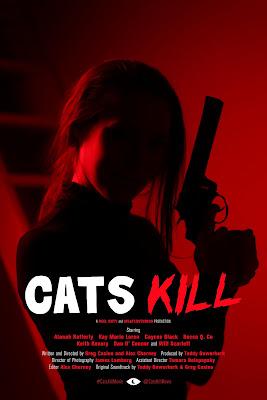 Cats Kill Poster