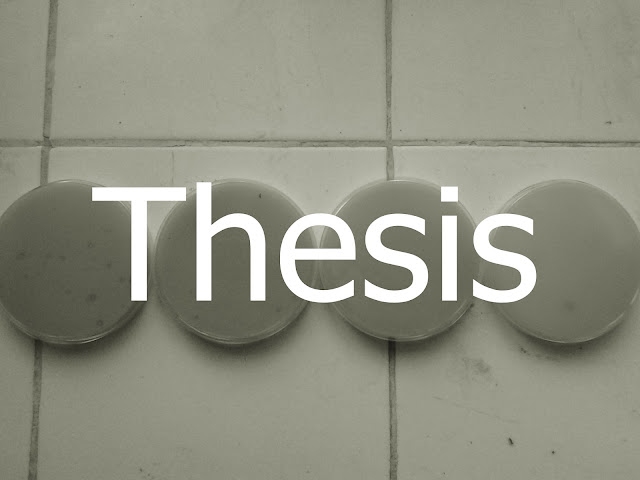 Deadly thesis