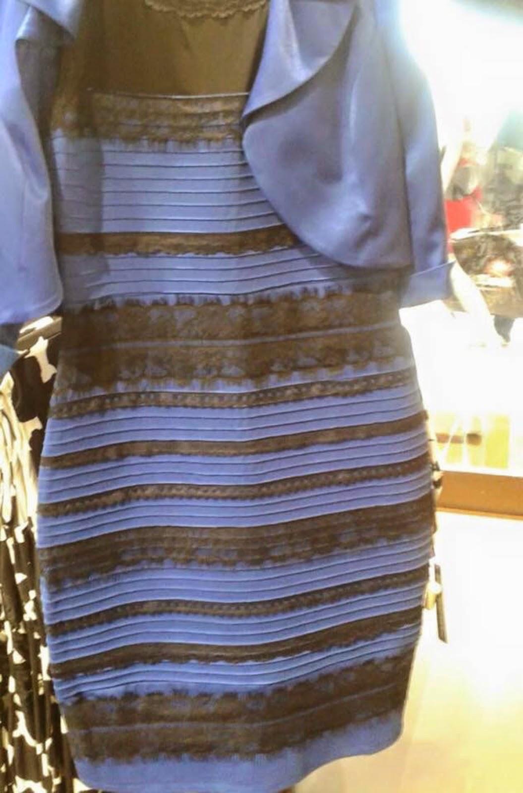 Qual é a cor do vestido? Aqui está o porquê discordamos