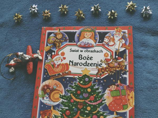 Święta w książce dla dzieci