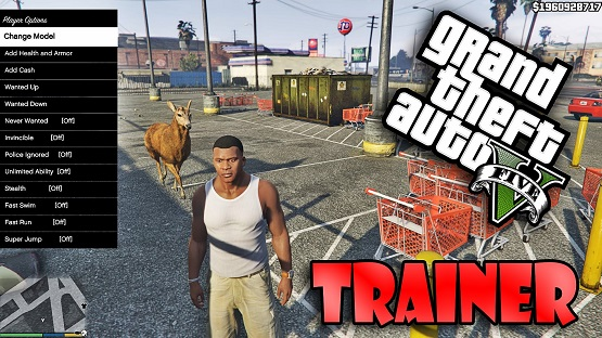 GTA V PC Native Trainer Free Download