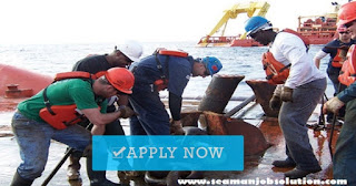 seaman job recruitment