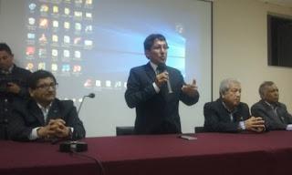 Encuentro de Directores de Instituciones Educativas de la region La Libertad
