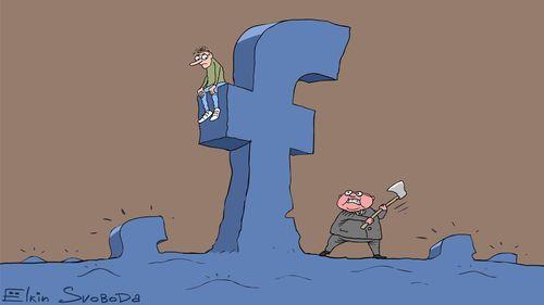 Facebook следит за овуляцией пользователей