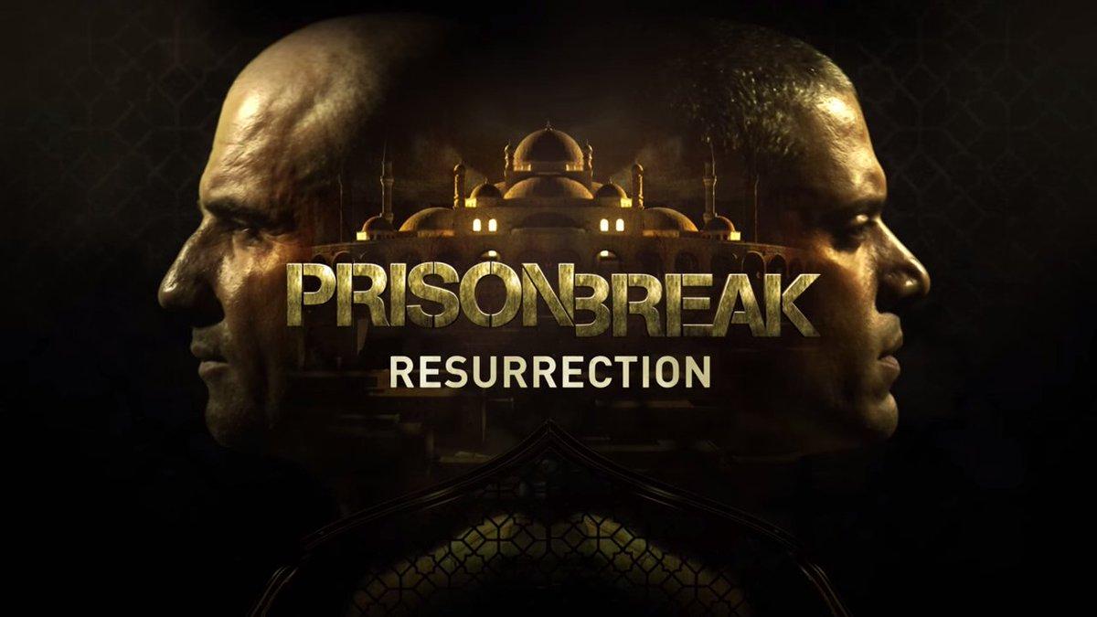 ¿Será la misma tormenta o algo habrá cambiado?, Prison Break T5-01 vuelve y te cuento mis impresiones