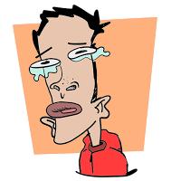 gejala pilek