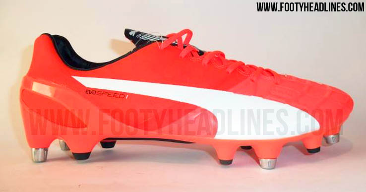 Next Gen Puma evoSPEED 1.4 2015 2016 Fußballschuhe geleakt