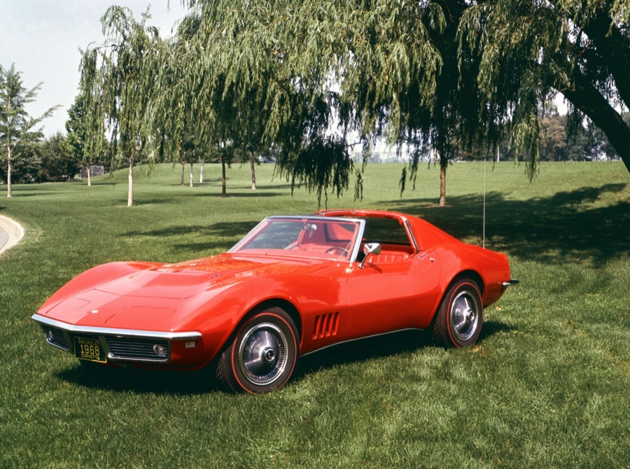 Photos of Corvettes over the Past 60 Years: C1 through C7 | Wallpaper