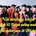 10 IJAZAH YANG PALING MUDAH DAPAT PEKERJAAN DI MALAYSIA