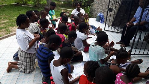 Children S Rosary Children S Rosary In Zimbabwe