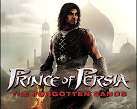 Prince of Persia The Forgotten Sands PPSSPP ISO