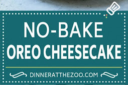 OREO CHEESECAKE (NO BAKE)