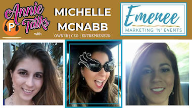 Annie Talks with Entrepreneur Michelle McNabb