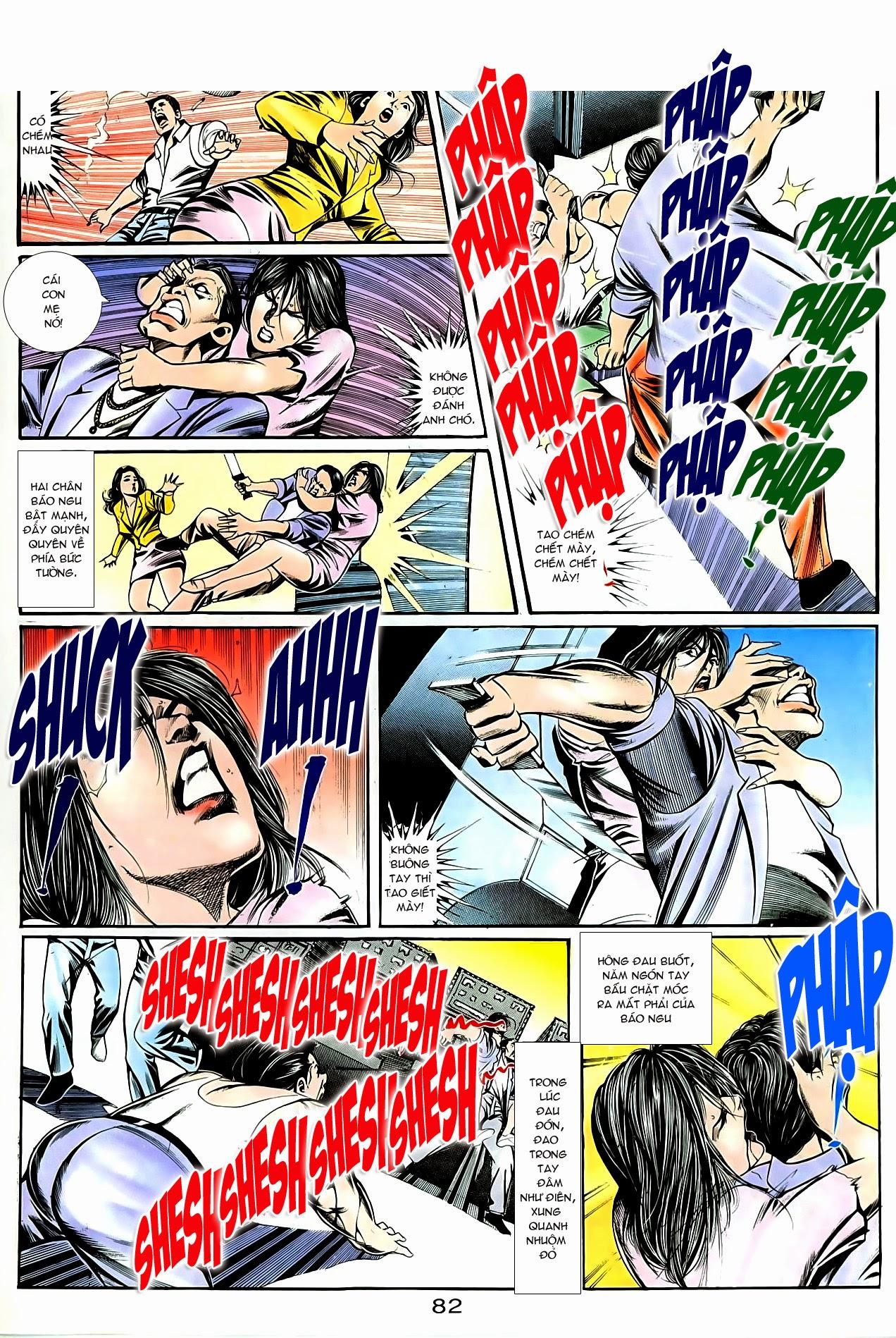 Người Trong Giang Hồ chapter 86: săn báo trang 25