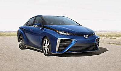 2018 Toyota Mirai Review, Release Date, Concept And Rumors