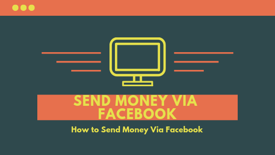 Facebook Send Money<br/>