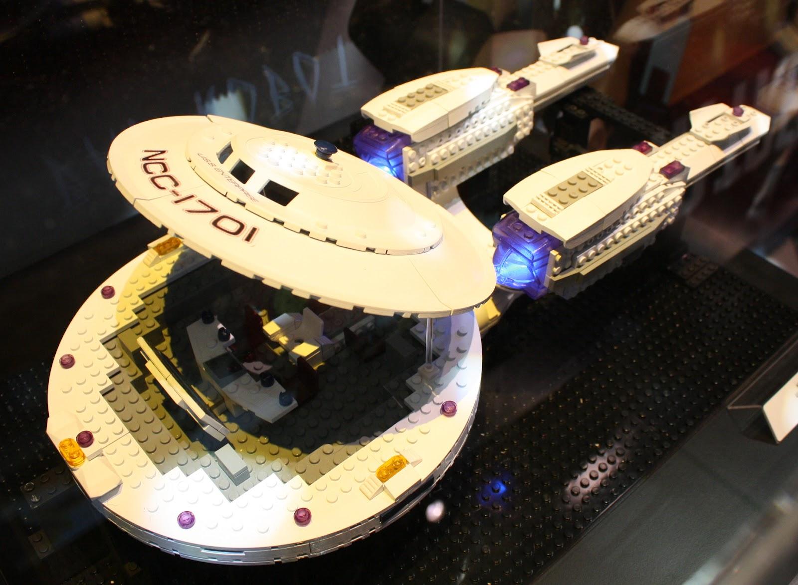 The Trek Collective Inside The Kre O Enterprise