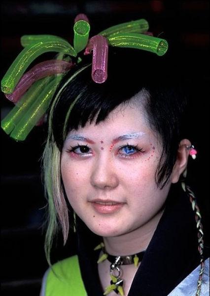 25 Most Weird Asian Hairstyles – OpenFreak.Com