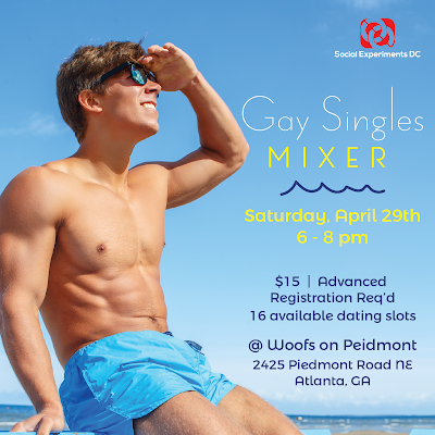 Gay Singles Mixer- Atlanta