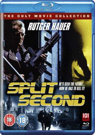 Split Second 1992 BluRay Hindi 720p Dual Audio 800Mb Watch Online Full Movie Download bolly4u
