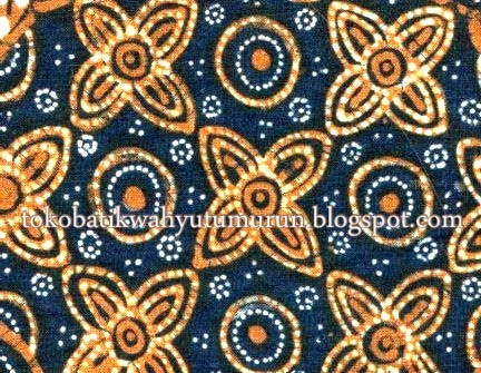 Ko Batik Wahyu Tumurun Solo Indonesia Motif Batik Ceplok