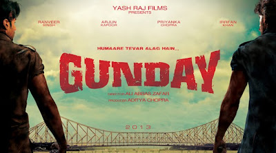 Gunday First Look Poster