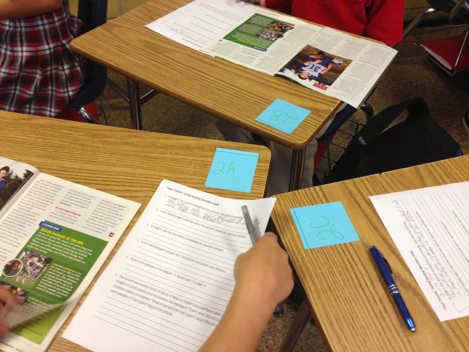 Thursday Throw Down 5 Meaningful Cooperative Reading
