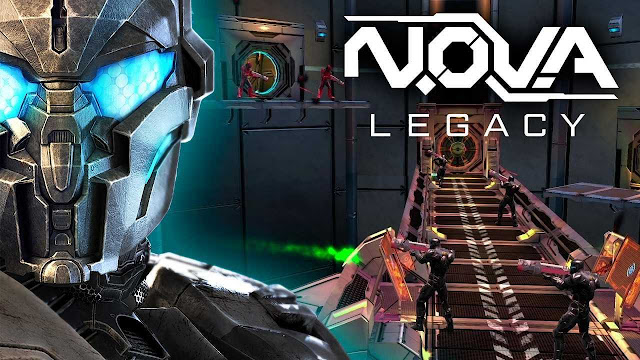 Download N.O.V.A. Legacy V1.1.5 apk free for Android