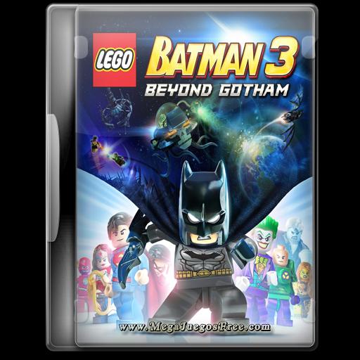 Lego Batman 3 Full Español