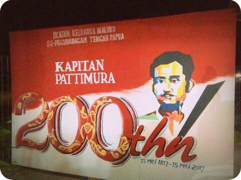 Gerakan Pesona Indonesia Populerkan #200ThnPattimura