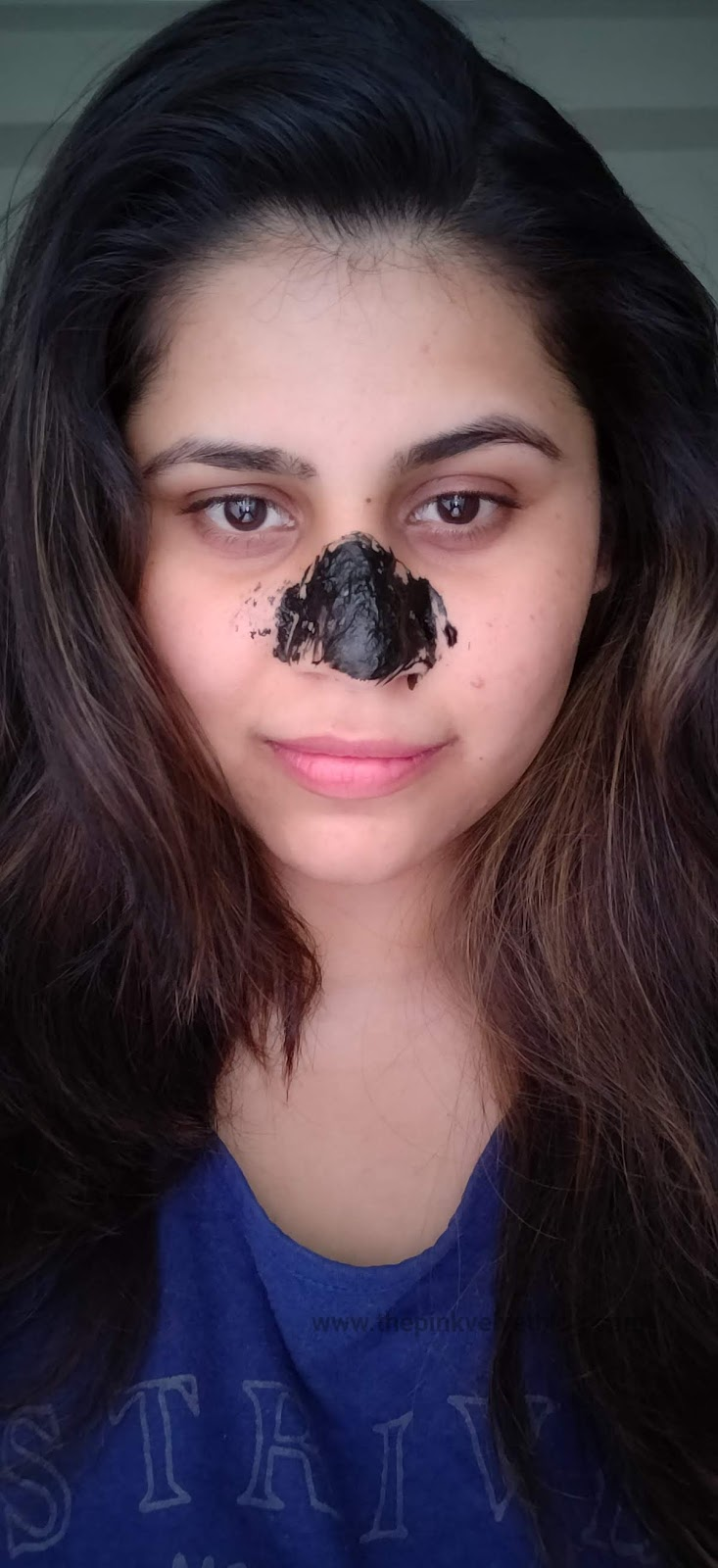 Niharika Verma - Beard Hood Charcoal Blackhead Peel-off Mask - Review