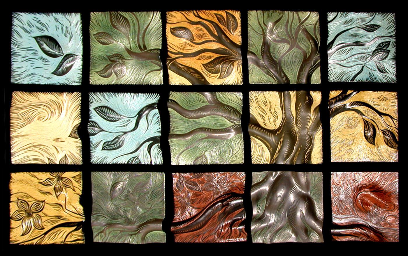 Ceramic Tile Art Ceramic Tile