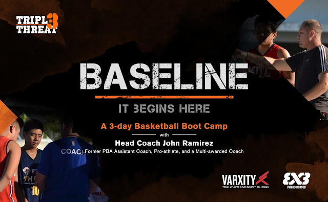 3x3 Basketball Boot Camp by Triple Threat Manila