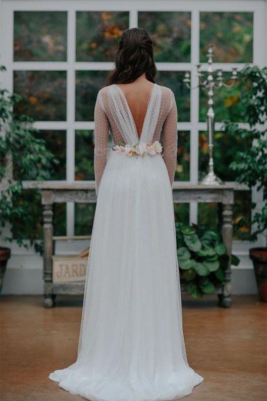 ▷cinturones de flores para novias - ▷ blog de bodas originales