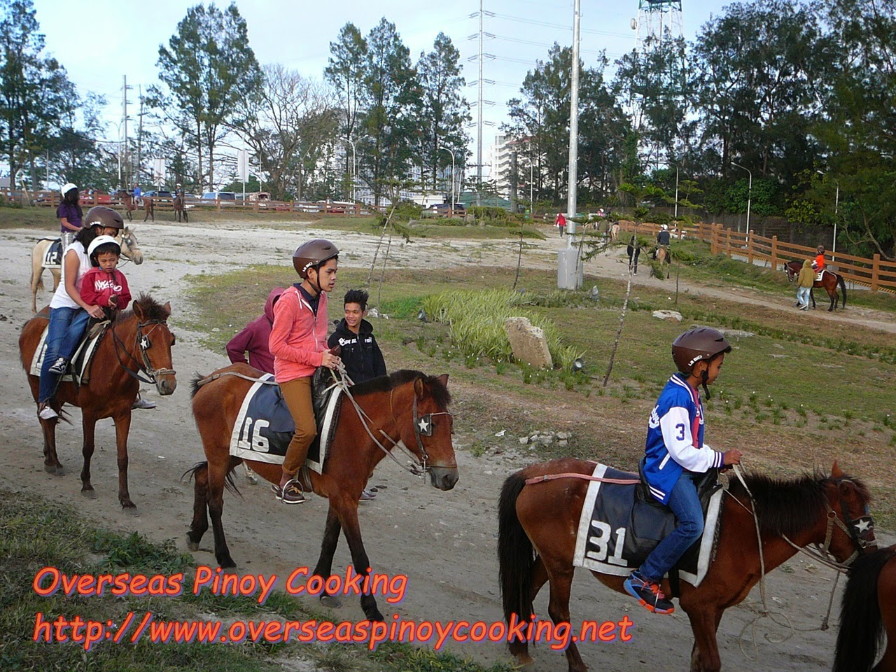 Tagaytay Sky Ranch - Horse Back Riding