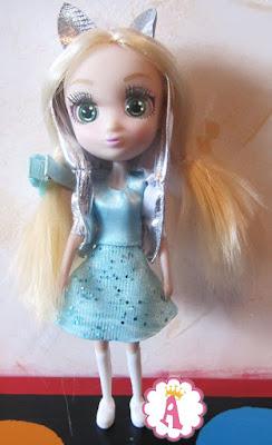 Shibajuku Girls Koe mini doll Shiba Cuties