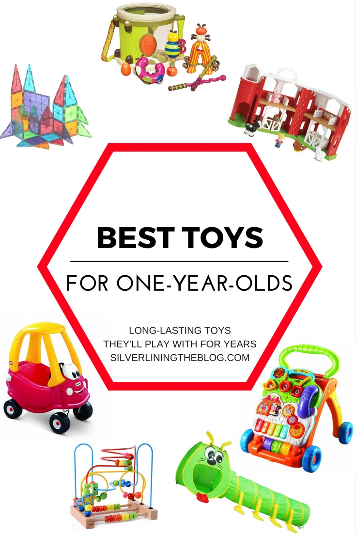 Silver Lining: best toys for one year olds (that they\'ll play with ...