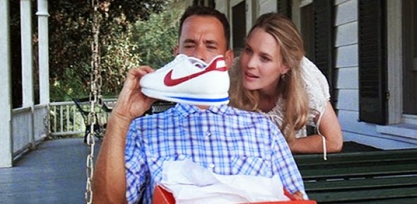 Nike pondrá en el mercado las zapatillas de Forrest Gump