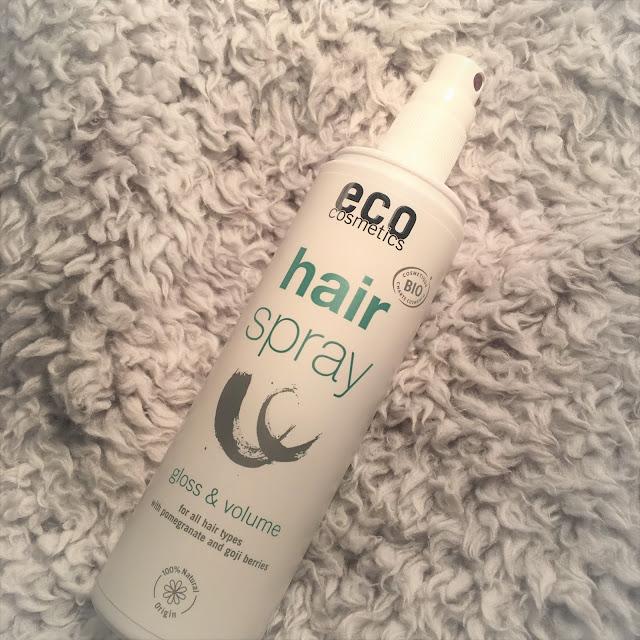 Eco Cosmetics Natural Hair Spray