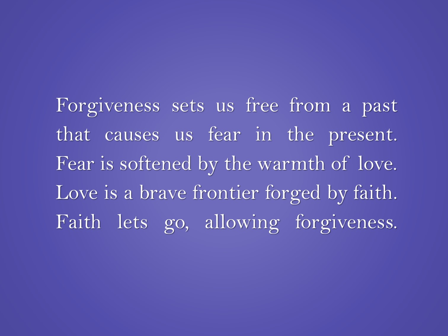 How to learn to forgive and free life for the beautiful 2